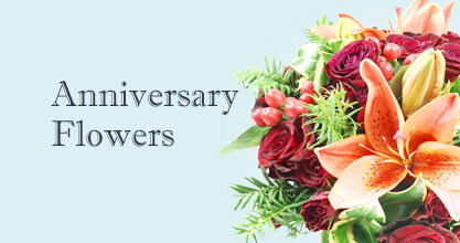 Anniversary Flowers Bounds Green